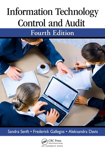 Information Technology Control and Audit book cover