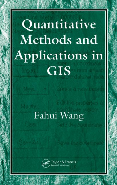 Quantitative Methods and Applications in GIS book cover
