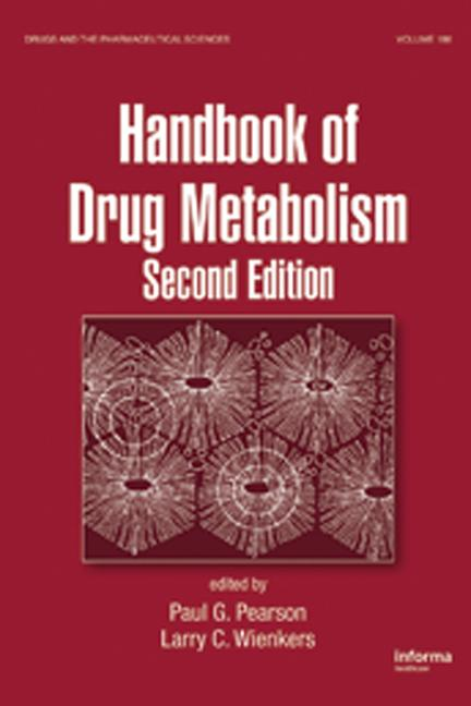 Handbook of Drug Metabolism book cover