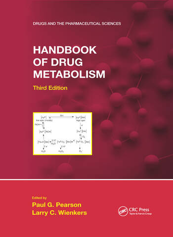 Handbook of Drug Metabolism, Third Edition book cover