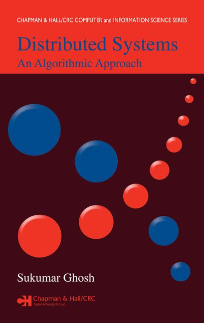 Distributed Systems An Algorithmic Approach book cover