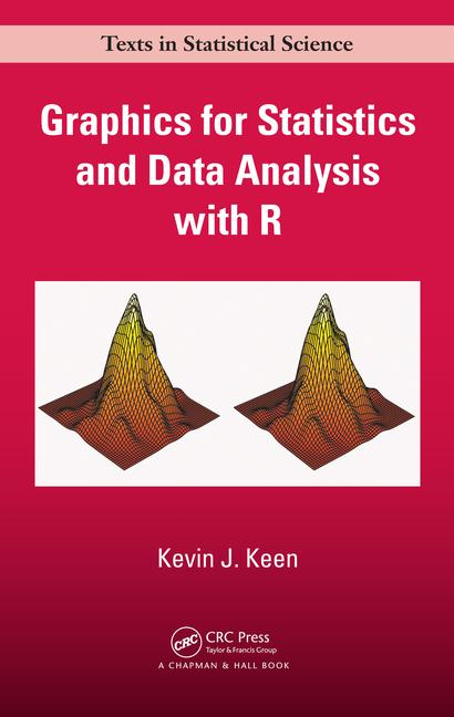 Graphics for Statistics and Data Analysis with R book cover