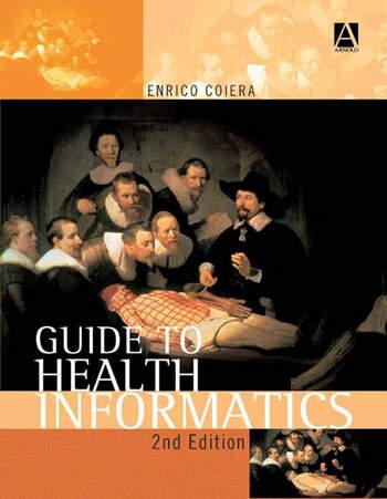 Guide to Health Informatics, 2Ed book cover
