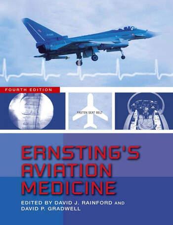 Ernsting's Aviation Medicine, 4E book cover