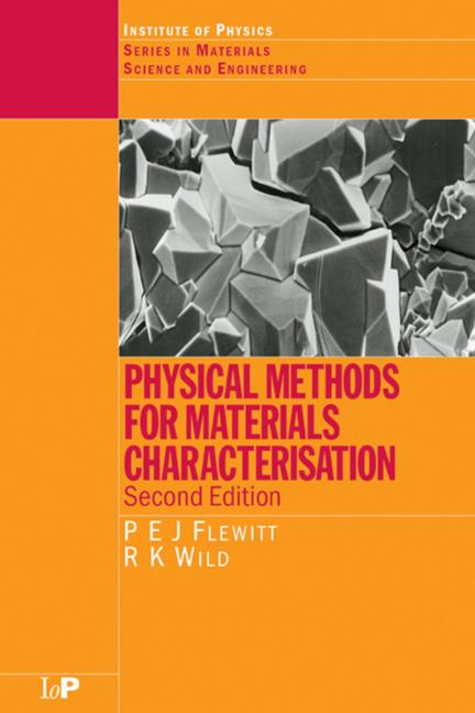 Physical Methods for Materials Characterisation book cover