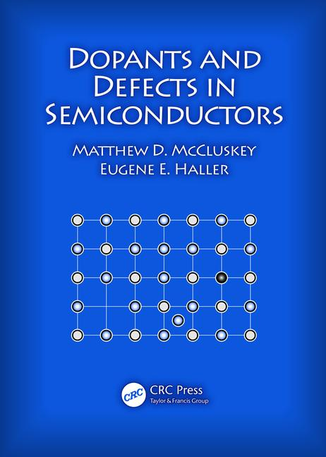 Dopants and Defects in Semiconductors book cover