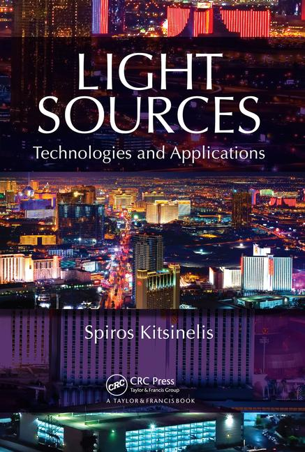 Light Sources Technologies and Applications book cover