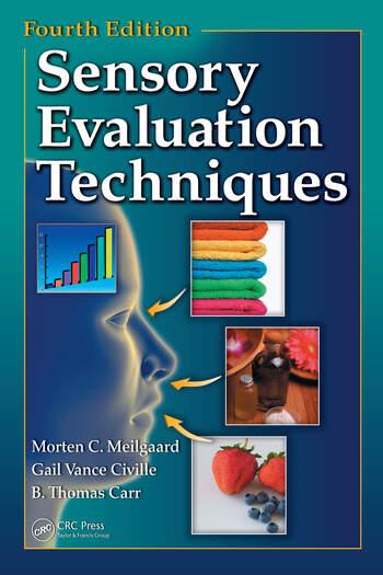Sensory Evaluation Techniques book cover