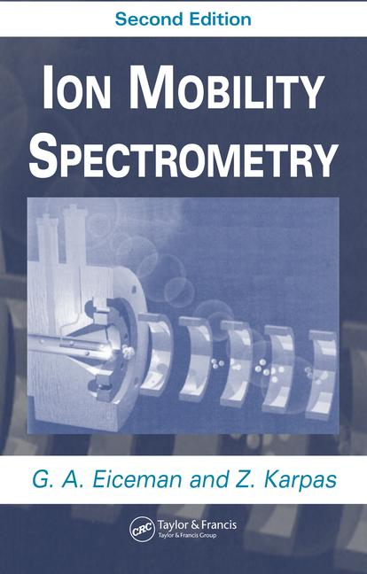 Ion Mobility Spectrometry book cover
