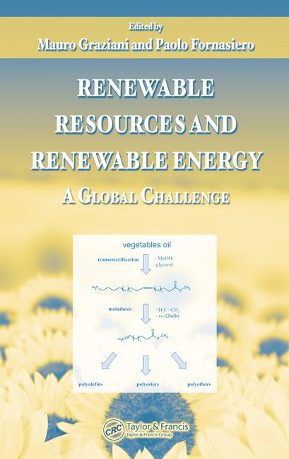 Renewable Resources and Renewable Energy A Global Challenge, Second Edition book cover