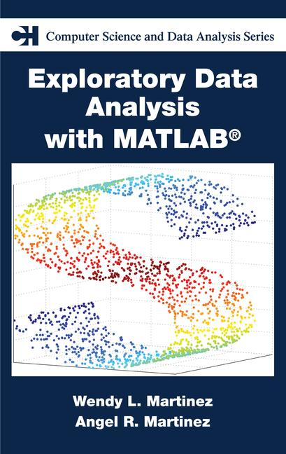 Exploratory Data Analysis with MATLAB book cover