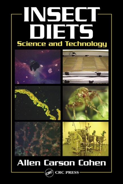 Insect Diets Science and Technology book cover
