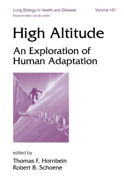 High Altitude An Exploration of Human Adaptation book cover