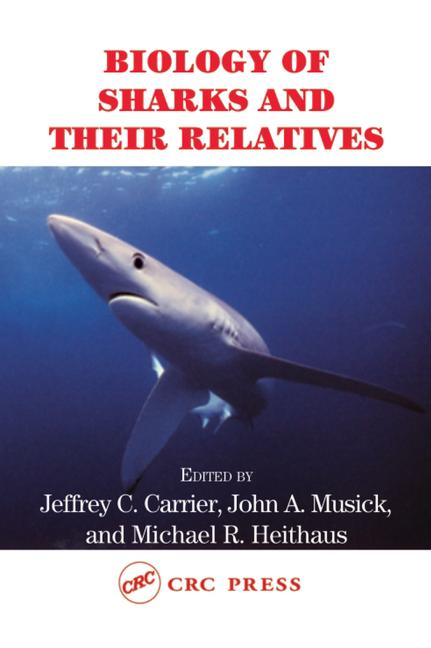 Biology of Sharks and Their Relatives book cover