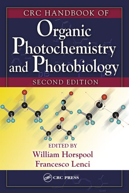 CRC Handbook of Organic Photochemistry and Photobiology, Volumes 1 & 2 book cover