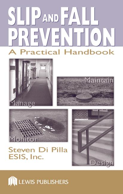 Slip and Fall Prevention A Practical Handbook book cover