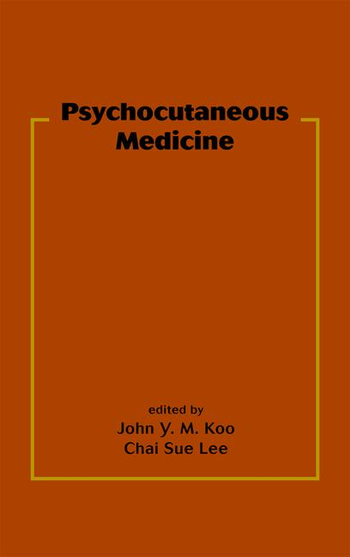 Psychocutaneous Medicine book cover