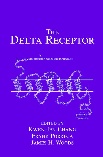 The Delta Receptor book cover