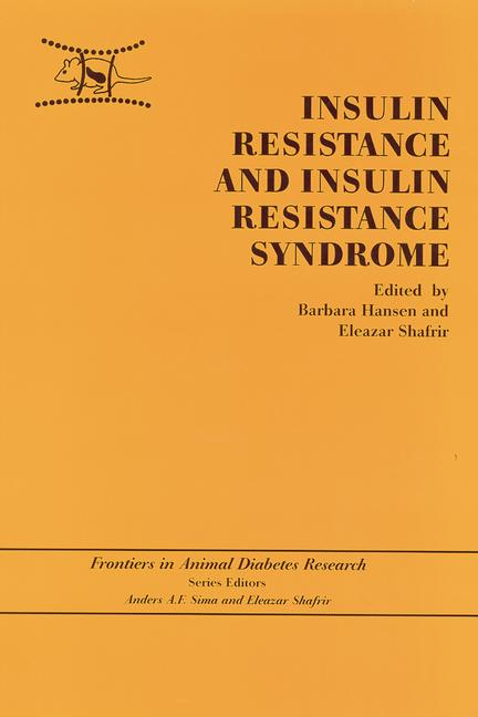 Insulin Resistance and Insulin Resistance Syndrome book cover