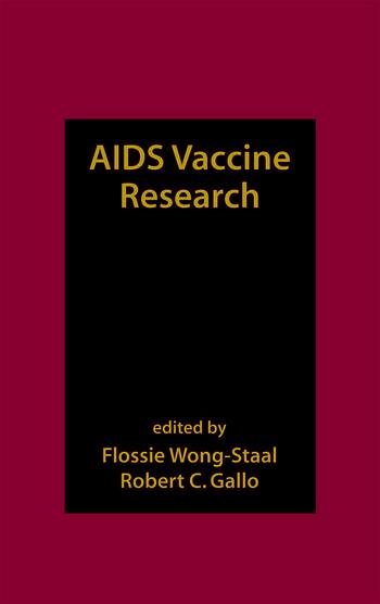 AIDS Vaccine Research book cover