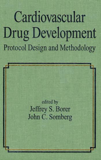 Cardiovascular Drug Development Protocol Design and Methodology book cover