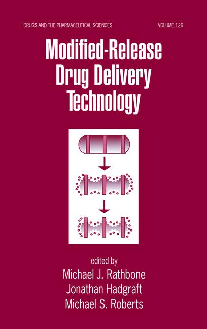 Modified-Release Drug Delivery Technology book cover