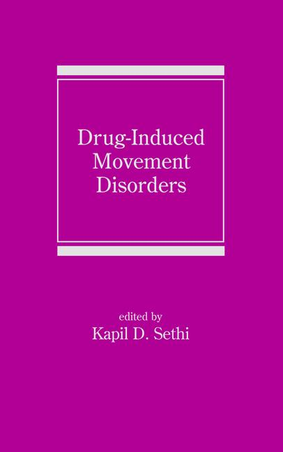 Drug-Induced Movement Disorders book cover