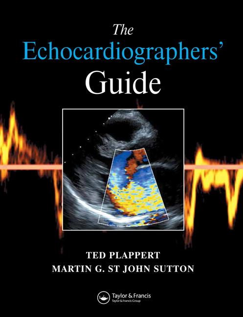 The Echocardiographers' Guide book cover
