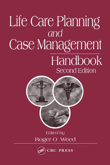 Life Care Planning and Case Management Handbook book cover
