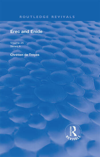 Erec and Enide book cover