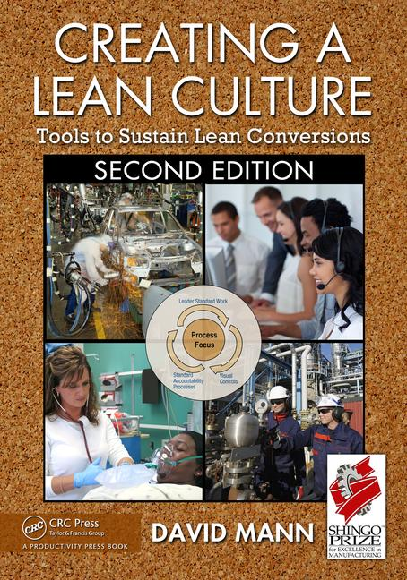 Creating a Lean Culture Tools to Sustain Lean Conversions, Second Edition book cover