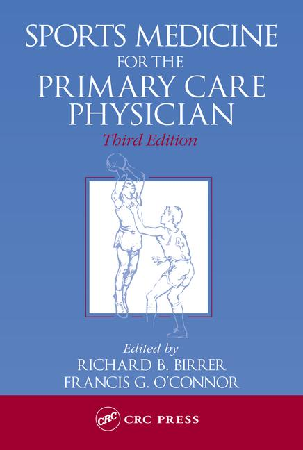 Sports Medicine for the Primary Care Physician book cover