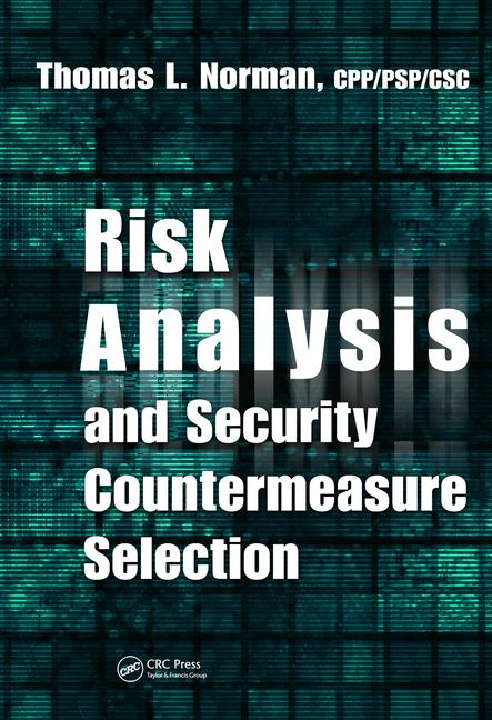 Risk Analysis and Security Countermeasure Selection book cover