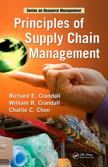 Principles of Supply Chain Management book cover