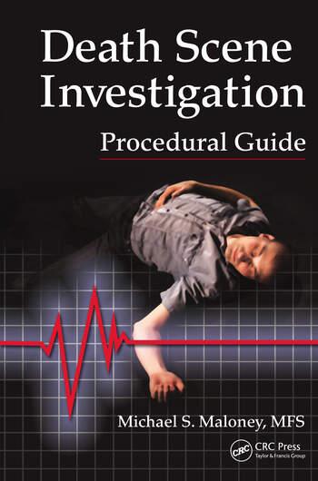 Death Scene Investigation Procedural Guide book cover
