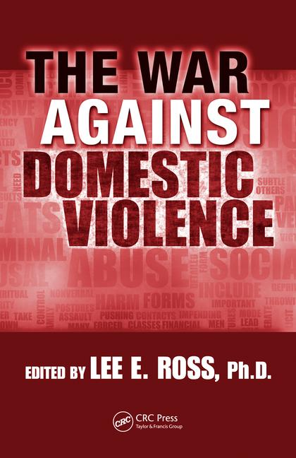 The War Against Domestic Violence book cover
