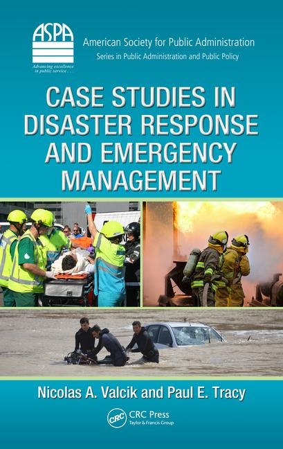 Case Studies in Disaster Response and Emergency Management book cover