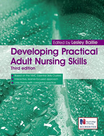 Developing Practical Adult Nursing Skills book cover