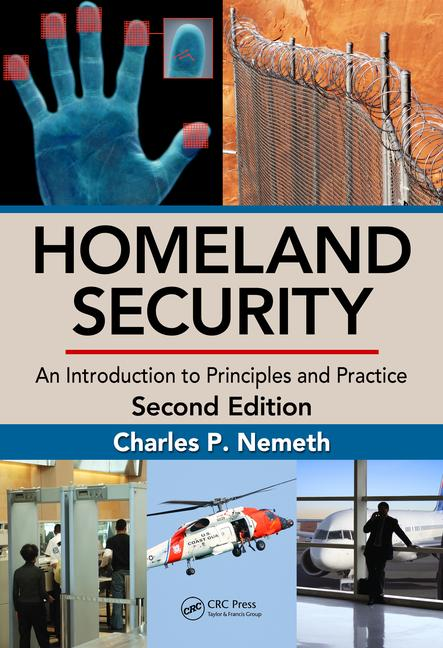 Homeland Security An Introduction to Principles and Practice, Second Edition book cover