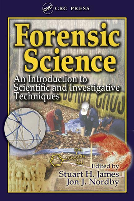 Forensic Science An Introduction to Scientific and Investigative Techniques book cover