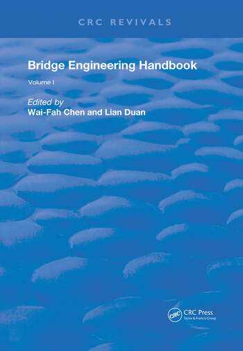 Bridge Engineering Handbook Volume 1 book cover
