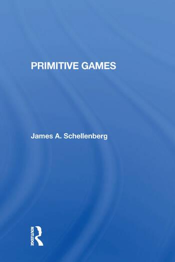 Primitive Games book cover