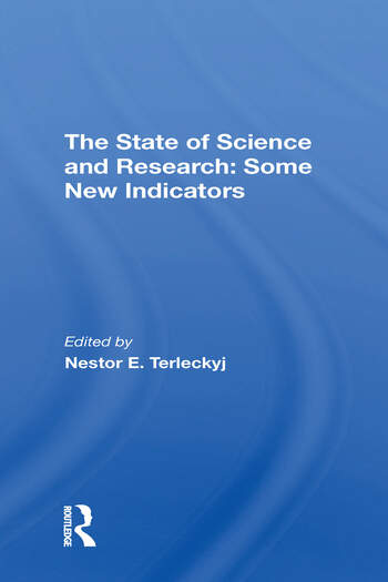 State Science & Research book cover