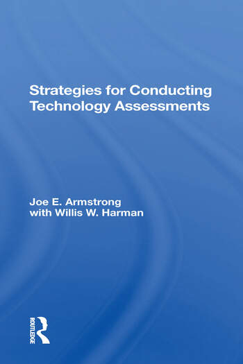 Strategies For Conducting Technology Assessments book cover