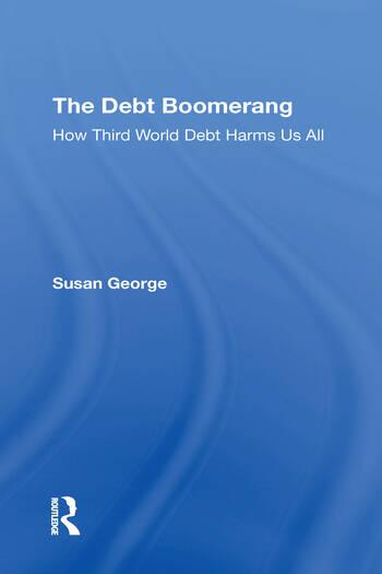 The Debt Boomerang book cover