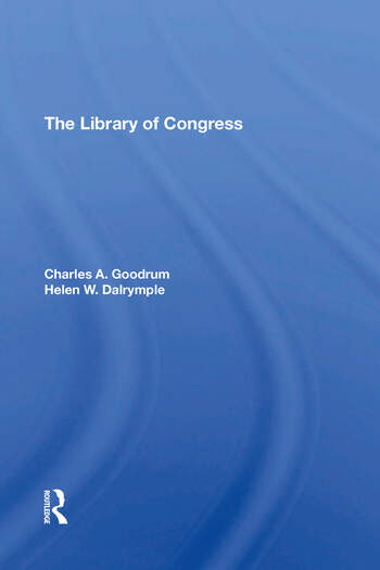 The Library Of Congress book cover