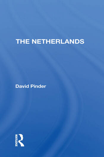 The Netherlands book cover