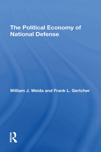The Political Economy Of National Defense book cover