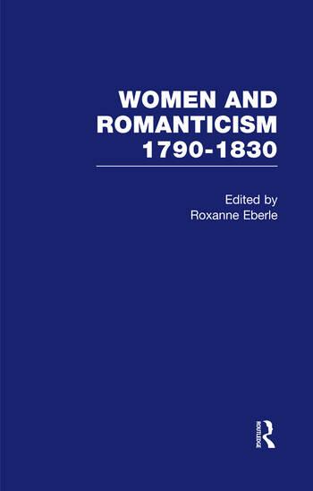 Women & Romanticism Vol4 book cover