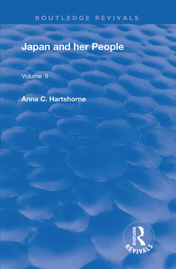 Japan and Her People Vol. II book cover